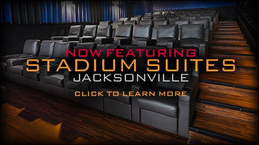 Now Featuring Stadium Suites Jacksonville - click to learn more