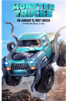 2D Monster Trucks