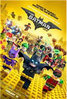 2D The Lego Batman Movie