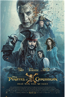 2D Pirates Of The Caribbean: Dead Men Tell No Tales (suite)